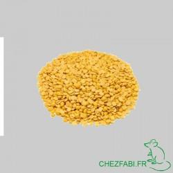 Lentille jaune (100g)
