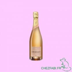 Champagne Gremillet Rose...