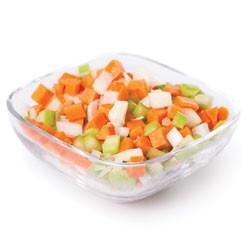 Melange legumes decoupe...